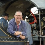 Steaming to Victory - Michael Williams on the West Somerset Railway'