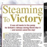 'How women saved the day' - from People's Friend, August 2013