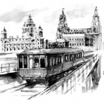 6: The train that got ahead of its timeScousers knew it as 'The Dockers' Umbrella'. But in its heyday, the Liverpool Overhead Railway was a state-of-the art urban transit. Now it is just a memory on Merseyside. But its vision is emulated round the world.