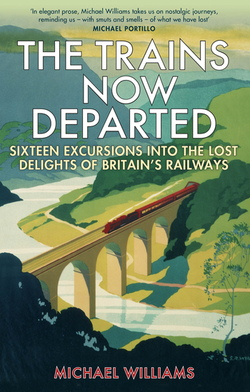 Trains Now Departed cover