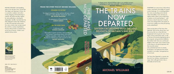 Trains Now Departed final cover